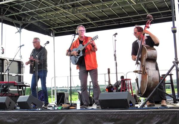 Johnathan Edwards & Pousette Dart Band