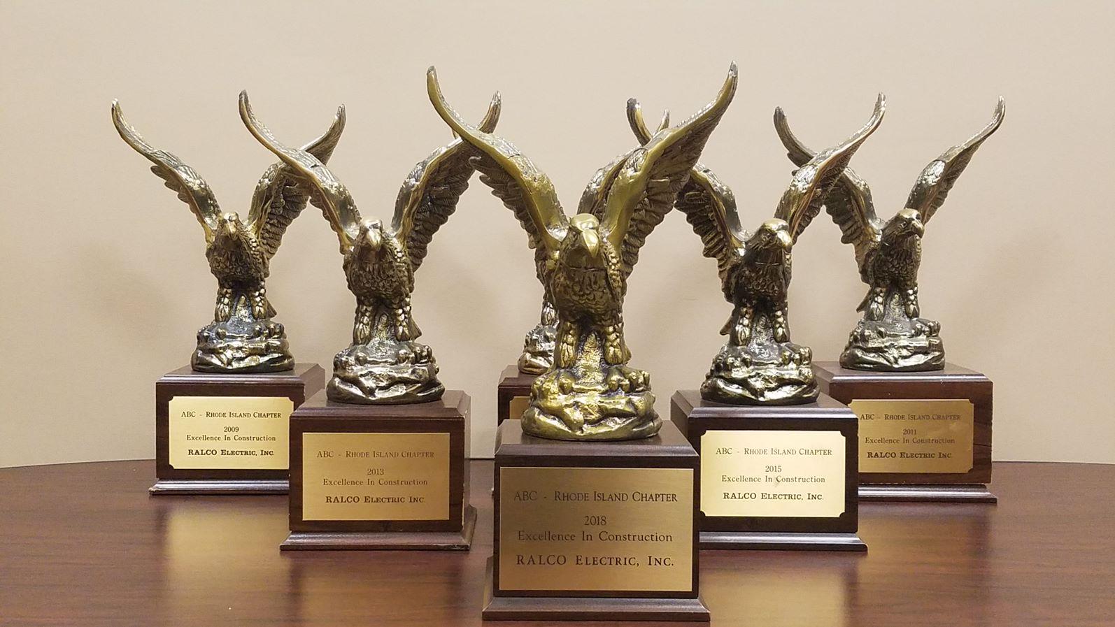 eagle awards RALCO
